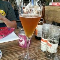 Photo taken at Beer 'n Steak by Remy V. on 7/16/2014