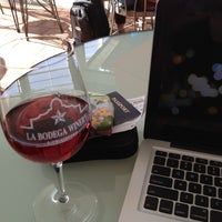 Photo taken at La Bodega Winery by Crystal M. on 10/19/2012