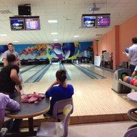 Photo taken at Carrefuor Bowling by Hülya Z. on 10/7/2014