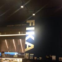 Photo taken at FIKA Swedish Coffee Break by Bella J. on 10/21/2014