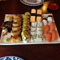 Photo taken at Sushi Ten by Nick S. on 8/5/2013