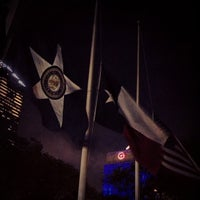 Photo taken at Tranquility Park by Alan C. on 12/15/2012