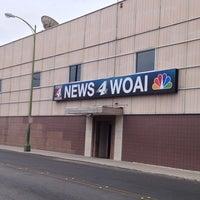 Photo taken at News 4 WOAI by Alan C. on 12/30/2012