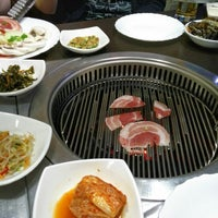 Foto tirada no(a) Korean BBQ гриль por Anastasia A. em 10/30/2017
