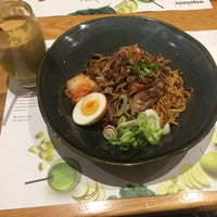 Photo taken at wagamama by Lorna G. on 7/19/2016