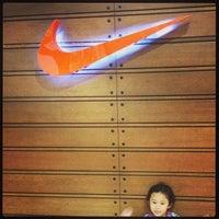 Photo taken at Nike SportsCenter by DønTrisCørps ☆. on 1/7/2013