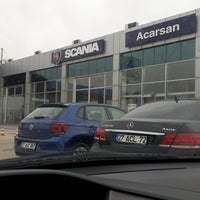 Photo taken at Scania - Acarsan by Nejat Ö. on 5/28/2018