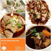 Photo taken at Yen Yen Taiwan Street Food by Glenz V. on 4/20/2016