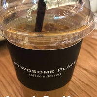 Photo taken at A TWOSOME PLACE by Glenz V. on 4/10/2017