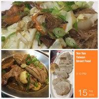 Photo taken at Yen Yen Taiwan Street Food by Glenz V. on 8/15/2014