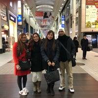 Photo taken at 上通アーケード by Glenz V. on 1/2/2018