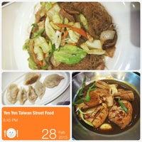 Photo taken at Yen Yen Taiwan Street Food by Glenz V. on 2/28/2015