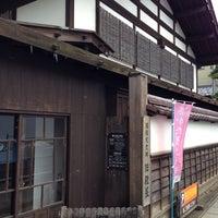 Photo taken at 旧鐙屋 by KIDD H. on 1/29/2014