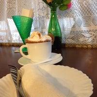 Photo taken at Santa Maria Café by Laane A. on 2/13/2014