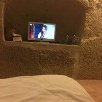 9/24/2017 tarihinde Yusuf A.ziyaretçi tarafından Ortahisar Cave Hotel'de çekilen fotoğraf