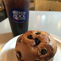 Photo taken at White Rock Coffee by Jack H. on 8/13/2015