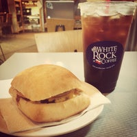 Photo taken at White Rock Coffee by Jack H. on 7/14/2015