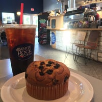 Photo taken at White Rock Coffee by Jack H. on 8/5/2015