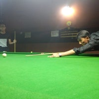 Photo taken at GT Snooker by abd h. on 3/19/2016