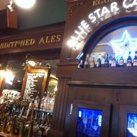 Photo taken at Blue Star Cafe & Pub by John B. on 2/24/2013