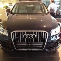 Photo taken at Audi Farmington Hills by Justin K. on 11/23/2012