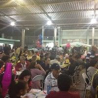 Photo taken at Igreja Católica Matriz São Miguel Arcanjo by Tiago L. on 11/18/2012