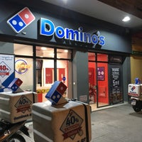 Photo taken at Domino's Pizza by John M. on 3/13/2017