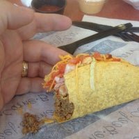 Photo taken at Taco Bueno by Richard A. on 7/21/2014