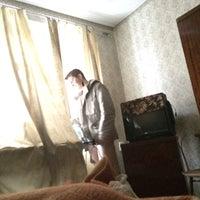 Photo taken at Большая Остроумовская улица by Varvara S. on 12/31/2014