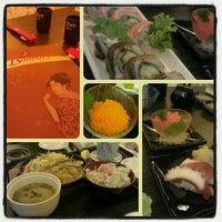Photo taken at Bonbori Japanese Cuisine by Chong C. on 7/15/2013