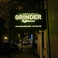 Photo taken at Grinder by Dave H. on 10/8/2013