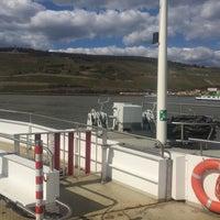 Photo taken at Hafen Bingen by Ana M. on 4/5/2015