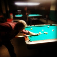 Photo taken at Chris's Billiards by Jon B. on 3/3/2015