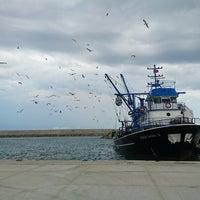 Photo taken at Yeni Arsin Limanı by Denizhan U. on 9/1/2016