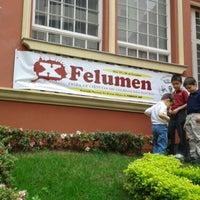 Photo taken at Colegio Sao Mauro by Heitor S. on 9/20/2014