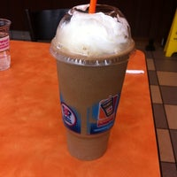 Photo taken at Dunkin Donuts by Erica C. on 4/3/2014