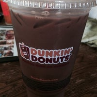 Photo taken at Dunkin Donuts by Erica C. on 5/22/2014