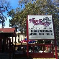 Photo taken at Black Bean Cuban Cafe by Sarah S. on 11/19/2012
