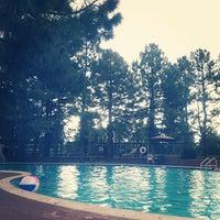 Photo taken at The Little America Hotel - Flagstaff by Tara K. on 7/14/2013