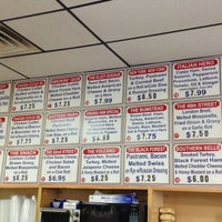 Photo taken at Andy's Deli by Christina Y. on 12/6/2012