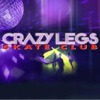 Photo taken at Crazy Legs Skate Club by Crazy Legs Skate Club on 2/27/2014