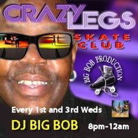 Photo taken at Crazy Legs Skate Club by Crazy Legs Skate Club on 3/14/2014