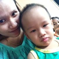 Photo taken at แหม่ม บิวตี้ by Nongsine B. on 11/24/2012
