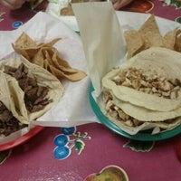 Photo taken at Tacomiendo by Erik U. on 10/1/2012