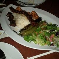 Photo taken at Sofra Kabab Express by Erik U. on 9/16/2012