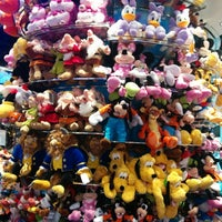 Photo taken at Disney Store by Dania M. on 8/9/2014
