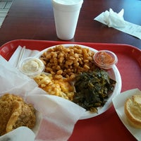 Photo taken at The Chicken Box Cafe by Shawntre M. on 7/23/2013