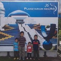 Photo taken at National Planetarium (Planetarium Negara) by Zulaizam on 12/29/2012
