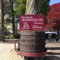 Photo taken at Nederlands Wijnmuseum Arnhem by Ernst-Jan K. on 4/19/2014