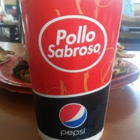Photo taken at Pollo Sabroso by Nelson Raul C. on 9/16/2014